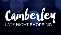 Camberley Late Night Shopping