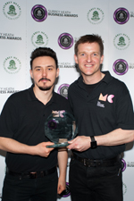Best Small/Medium Business - The Massage Company
