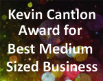 Best Medium Sized Business Award Button. Click for more information.