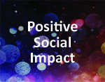 Positive Social Impact Award Button. Click for more information.