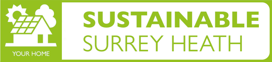 Sustainable Surrey Heath: Your Home