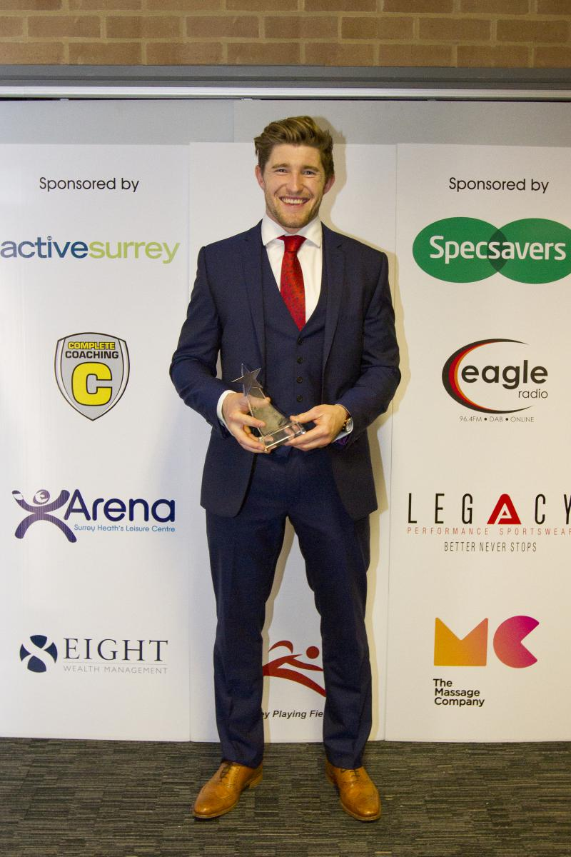 Sports Personality – Phil Burgess