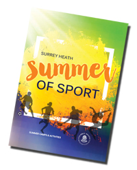Summer of Sport Brochure 2017