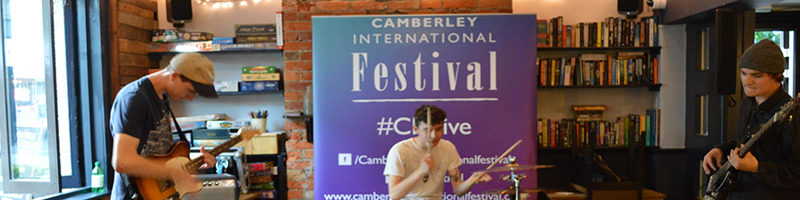 Camberley International Festival