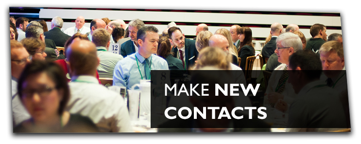Make new contacts