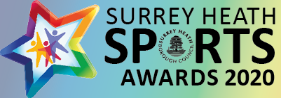 Surrey Heath Sports Awards 2020 logo